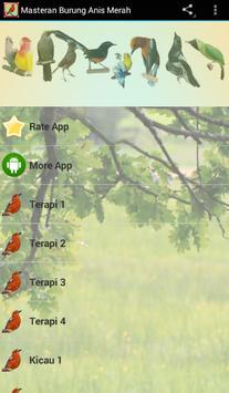 Masteran Burung Anis Merah apk screenshot