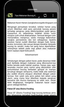 Master Kacer Unggulan screenshot 5