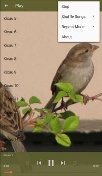 Master Kicau Burung Gereja apk screenshot