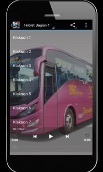 Telolet Bus Mania Terlengkap screenshot 1