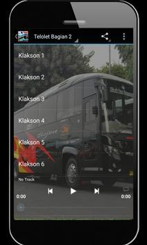 Telolet Bus Mania Terlengkap screenshot 2
