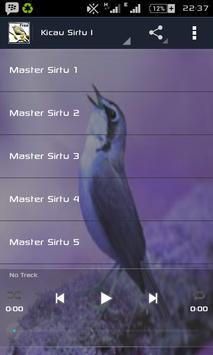 Sirtu kicau master apk screenshot