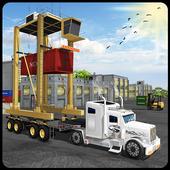 Real Transport Truck Simulator icon