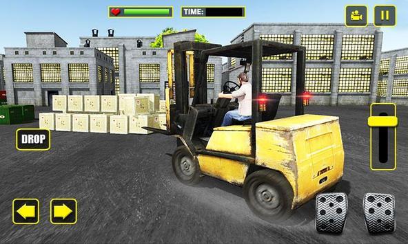 Real Transport Truck Simulator poster