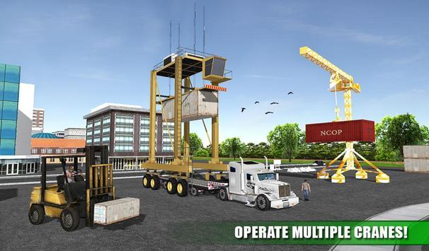 Real Transport Truck Simulator apk screenshot