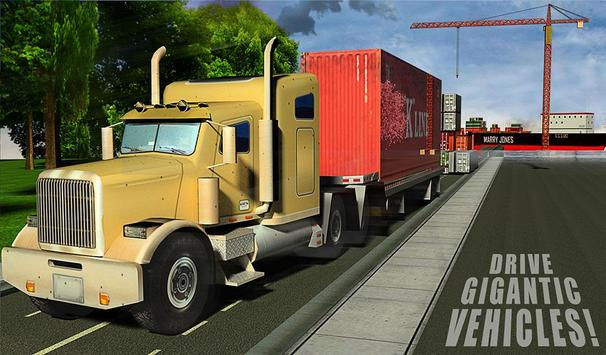 City Cargo Transport Simulator apk screenshot
