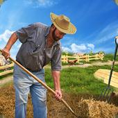 Farm Life Farming Game 3D icon
