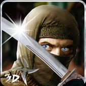 Ninja Warrior Assassin 3D icon