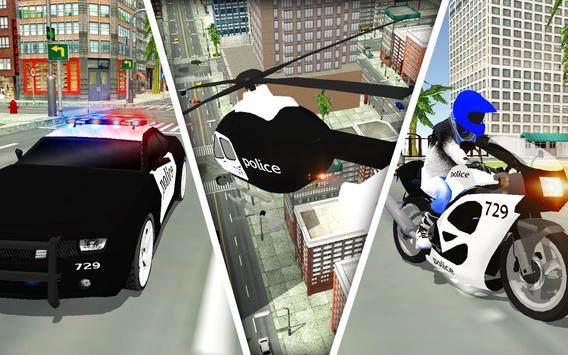 Police Squad Chase Ghetto City apk screenshot