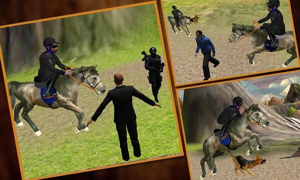 Mounted Police Horse Rider screenshot 2