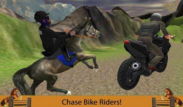 Mounted Police Horse Rider screenshot 11