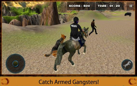 Mounted Police Horse Rider screenshot 4