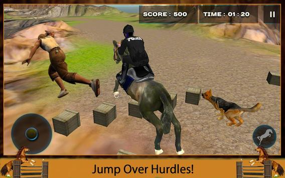 Mounted Police Horse Rider screenshot 8