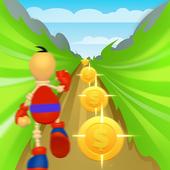 Budyman Run - Running Game icon