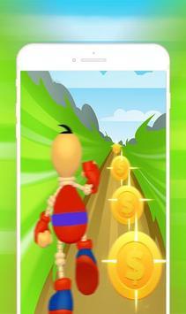 Budyman Run - Running Game screenshot 2