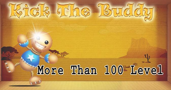 Kick The buddy screenshot 1