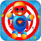 Kick the buddyman adventure icon