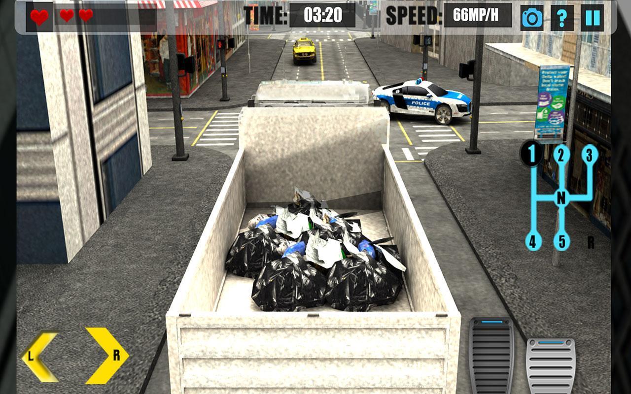 Echt Manual LKW Simulator 3D APK-Download - Kostenlos Simulation ...