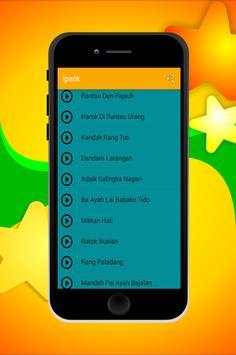 Lagu Minang IPANK 2017 screenshot 1