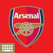 Official Arsenal FC Keyboard icon