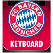 FC Bayern Munich Keyboard icon
