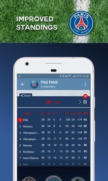 PSG Official Keyboard screenshot 4