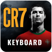 Cristiano Ronaldo Keyboard icon
