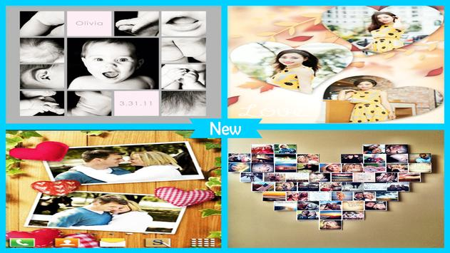 Lovely Photo Frames Collage screenshot 4