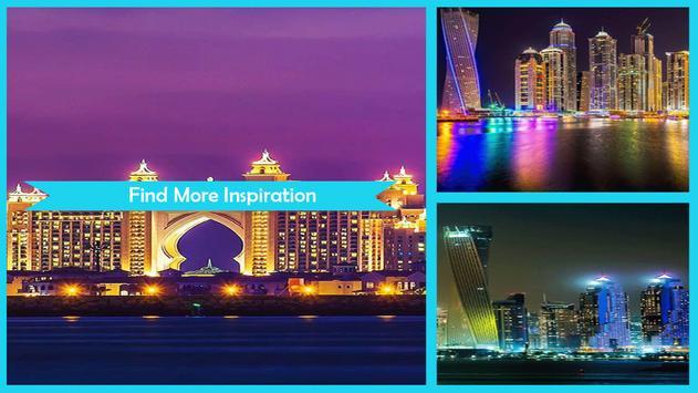 Nights in Dubai Live Wallpaper screenshot 4