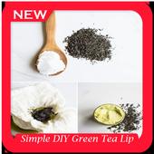 Simple DIY Green Tea Lip Balm icon