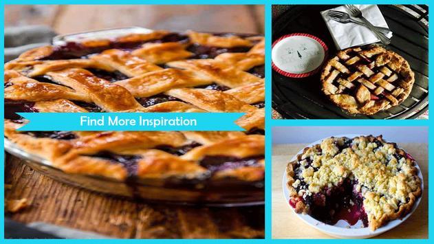 Tasty Triple Berry Pie Recipe apk screenshot