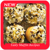 Tasty Muffin Recipes icon