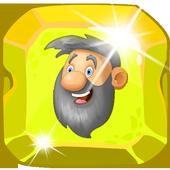 Gold Miner HD 2017 icon