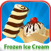 Frozen Ice Cream Maker icon