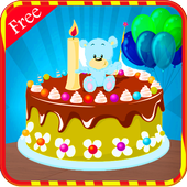 Free Birthday Cake Baker icon
