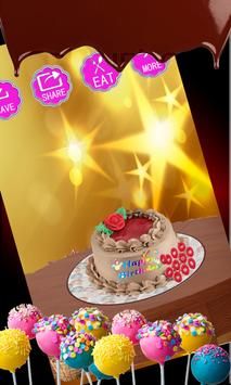 Free Birthday Cake Baker screenshot 4