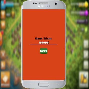 FREE Gems Clash Royale-SIMULATOR 💎 apk screenshot