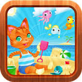 Cartoon Jigsaw Puzzle For Kids icon