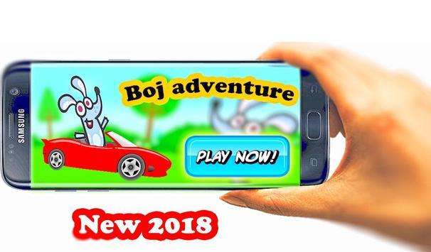 Boj adventures poster