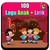 100 Lagu Anak Indonesia icon