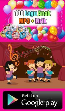 100 Lagu Anak Indonesia screenshot 1