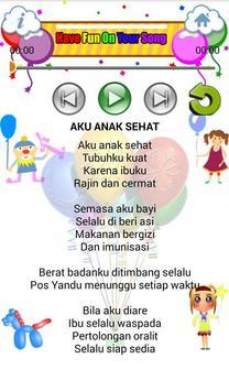 100 Lagu Anak Indonesia screenshot 3
