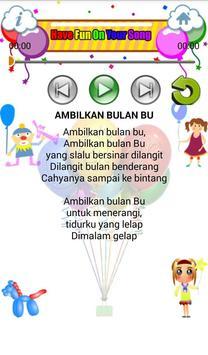 100 Lagu Anak Indonesia screenshot 4