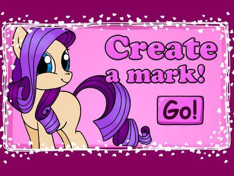 Pony Cutie Mark Creator poster