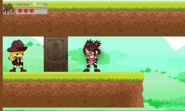 Clash of Ninja apk screenshot