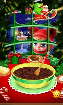 Cute Cookie Maker-Frozen Christmas Party-Kids Game screenshot 15