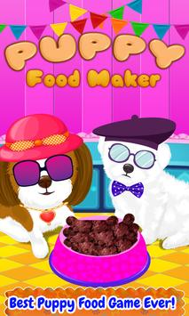 Kitty & Puppy Food Game-Feed Cute Kitty & Puppies poster