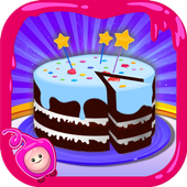 Tasty Black Forest Cake-Cook, Bake & Make Cakes icon