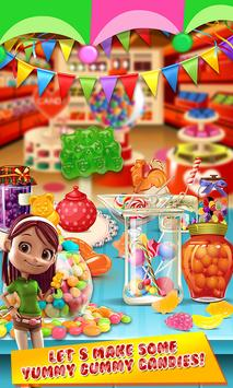 Gummy Candy Maker - Cooking Recipe poster