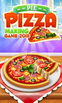 Yummy Pizza Pie Maker: Great Cooking Game poster